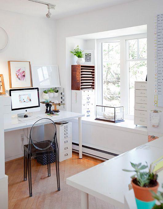 studio spaces: leah alexandra.
