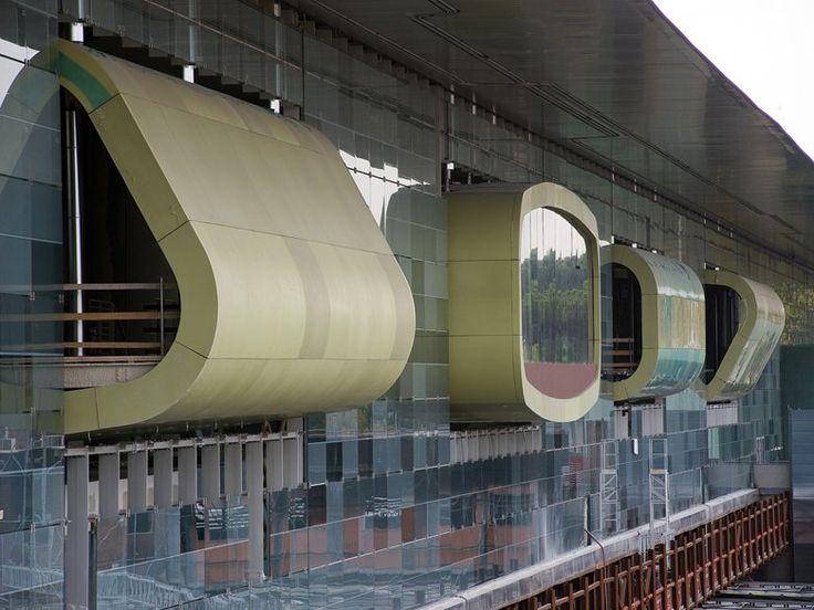 Stazione Alta Velocità Tiburtina, Rome, 2009 - ABDR Architetti Associati