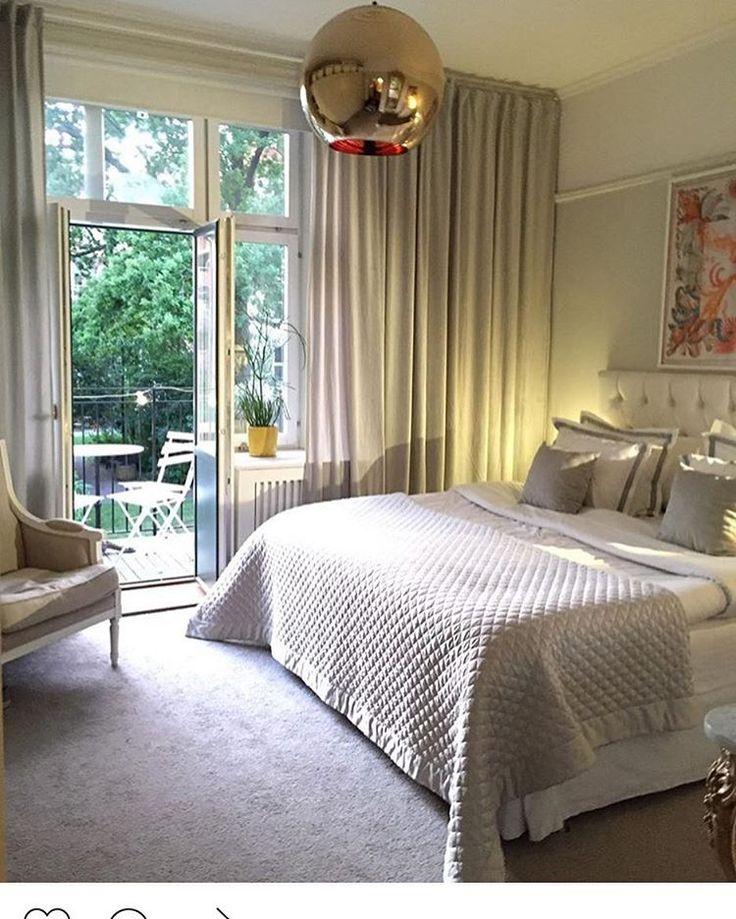 """963 gilla-markeringar, 13 kommentarer - Jannike Ebbing (@bisse_) på Instagram: """"Alltså! Hotellkänsla? Ja men visst! @lovisaalcen jag måste genast styra upp mitt sovrum haha!…"""""""