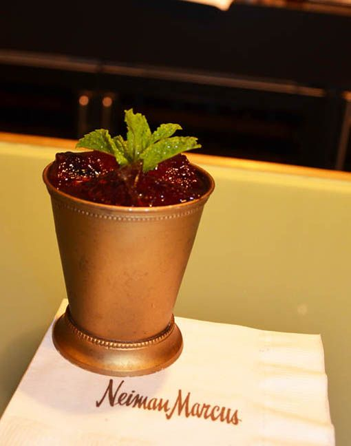 Happy Hour: Blackberry & Mint Julep | NMdaily