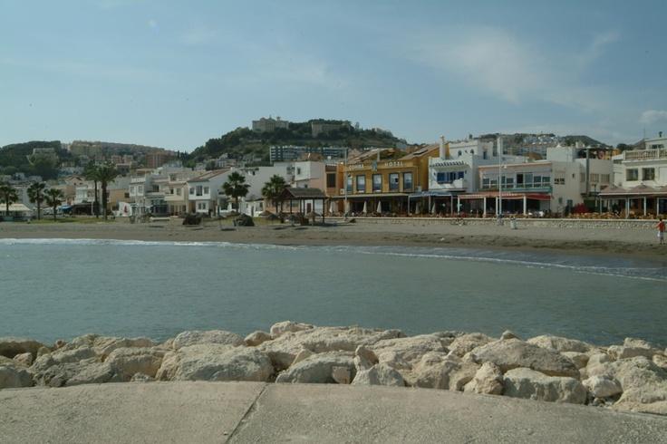 Playa Pedregalejo Beach, Málaga
