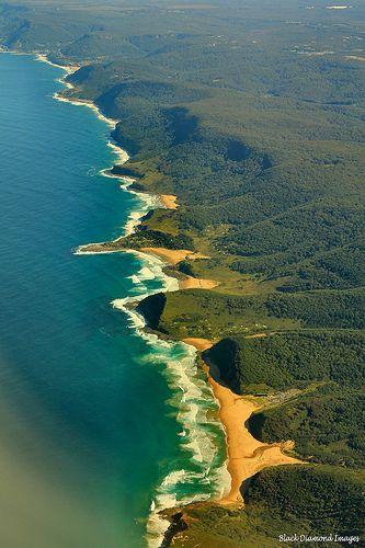 Royal National Park Beaches - Australia