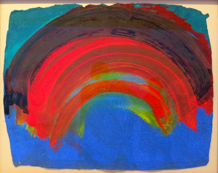 Indian Waves,  Howard Hodgkin