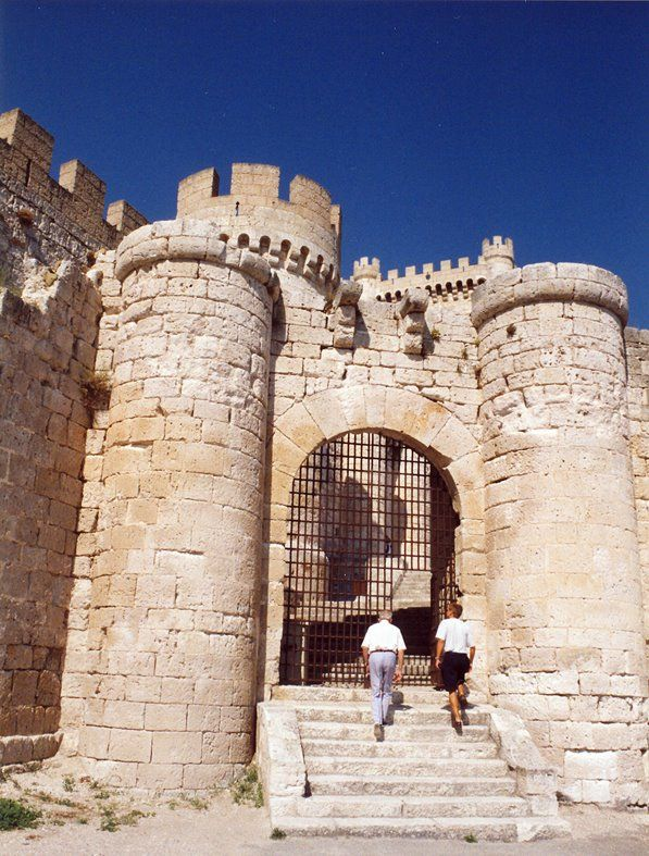 Castillo de Peñafiel,  Valladolid  Spain