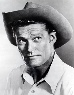 Chuck Connors (April 10, 1921 – November 10, 1992) was an American actor and a professional basketball and baseball player, best known for his starring role in the 1950s ABC hit western series The Rifleman. Born Kevin Joseph.