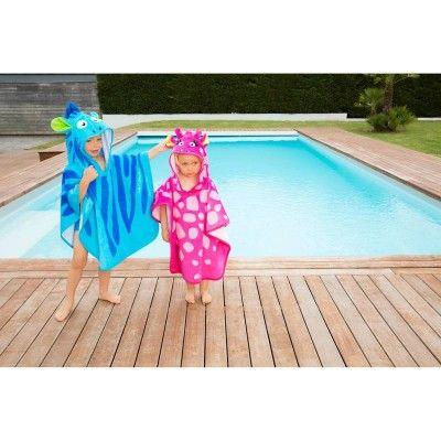 Pływanie_16 Pływanie, Triathlon - Ponczo zebro baby NABAIJI - Stroje pływackie