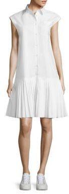 Public School Rabi Cotton Poplin Shirt Dress