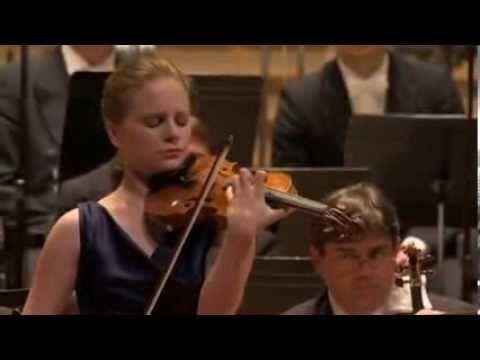 Julia Fischer - Tchaikovsky - Violin Concerto in D major, Op 35