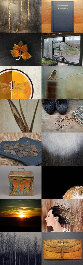 Autumn:  simple, ancient, true by pheinart on Etsy--Pinned with TreasuryPin.com