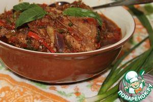 Чахохбили - кулинарный рецепт