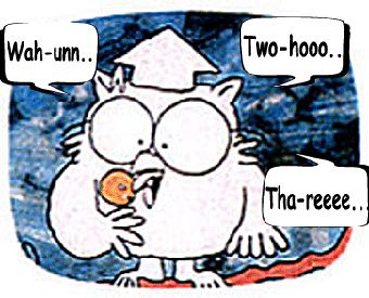 Mr.  Owl,  how many licks does it take to get to the tootsie roll center of a tootsie pop?  ....... Let's find out.