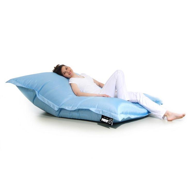 Pufa Matt Ress to duża pufa w kształcie wielkiej poduszki. Doskonała do…