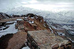 Alamut Castle - Wikipedia, the free encyclopedia