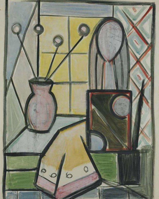 Destaque do leilão de arte latina da Christie's: Wifredo Lam (1902-1982) Untitled