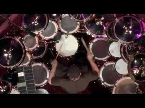 RUSH - INTRO + SPIRIT OF RADIO - TIME MACHINE TOUR 2011 HD
