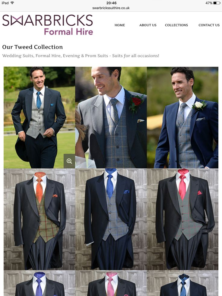 75 best Wedding Suits images on Pinterest | Wedding costumes ...