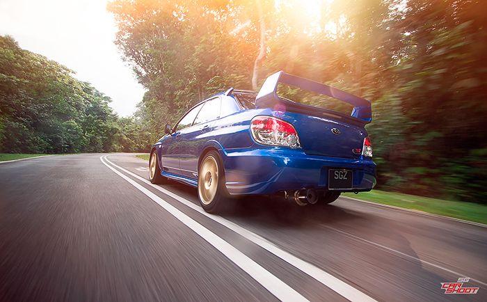 2007 Subaru WRX STI 2.5L - http://autoinovation.com/2007-subaru-wrx-sti-2-5l/