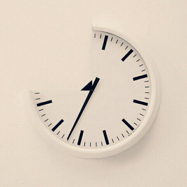 Tick Tock It's A Clock.