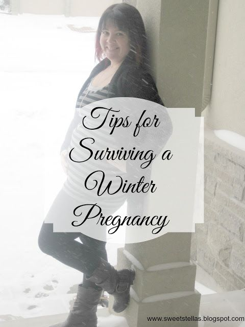 Tips for Surviving Winter Pregnancy