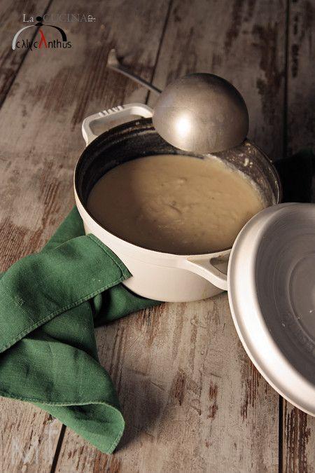 Crema di Fagioli e Fave