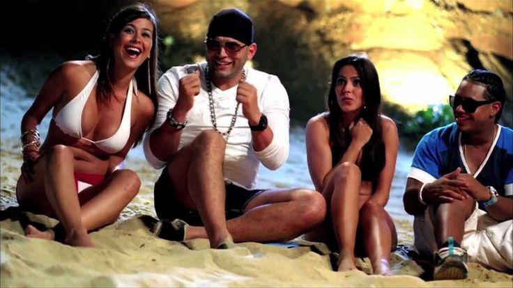 """Fuego feat.  El Potro Alvarez """"Una Vaina Loca"""" (Official Video)"""