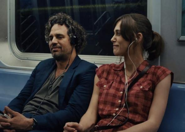 Begin again - New York and good music - sharing the music list lovely idea :)