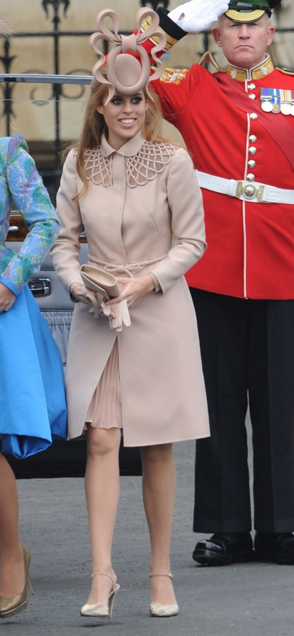 SHOCKING: Princess Beatrice! What were you thinking with this ridiculous hat??