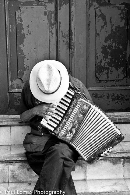♫♪ Music ♪♫ Black  white photography
