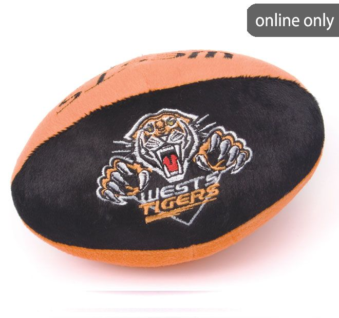 NRL Team Logo Quilt Cover Set and Accessories Range West Tigers