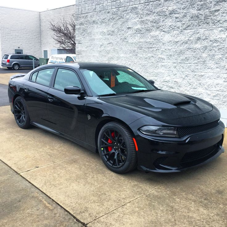 2015 Dodge Charger Hellcat at McInerney's