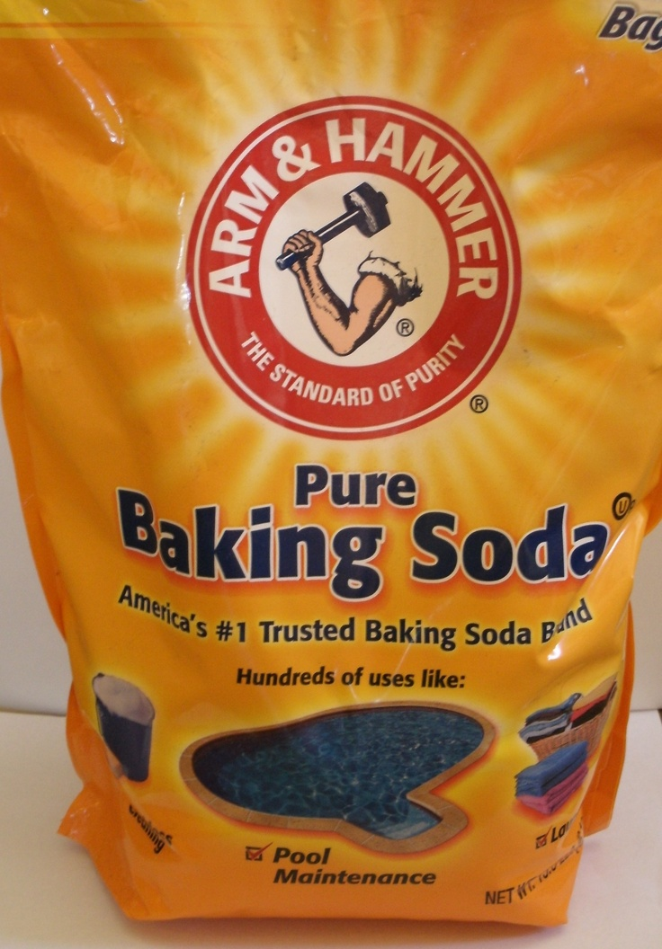 Make your own shampoo. Baking Soda and Castile soap