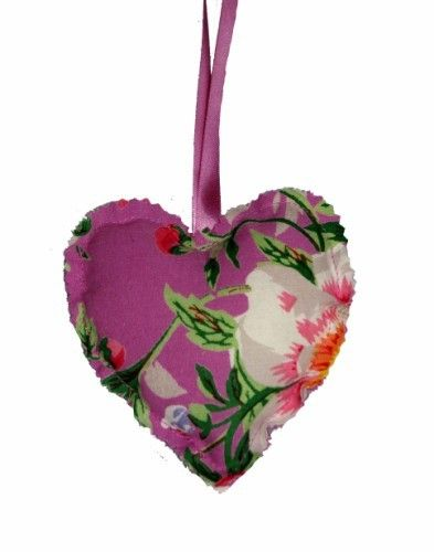 These beautifully scented heart sachets are perfect for fragrancing your home. www.rosaliving.co.nz www.rosaliving.com.au
