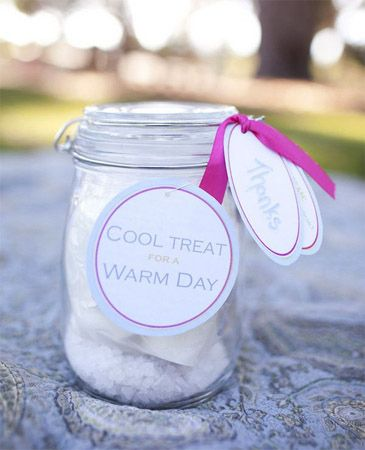 Make an Ice Cream Kit | 41 Easy Things To Do With Mason Jars