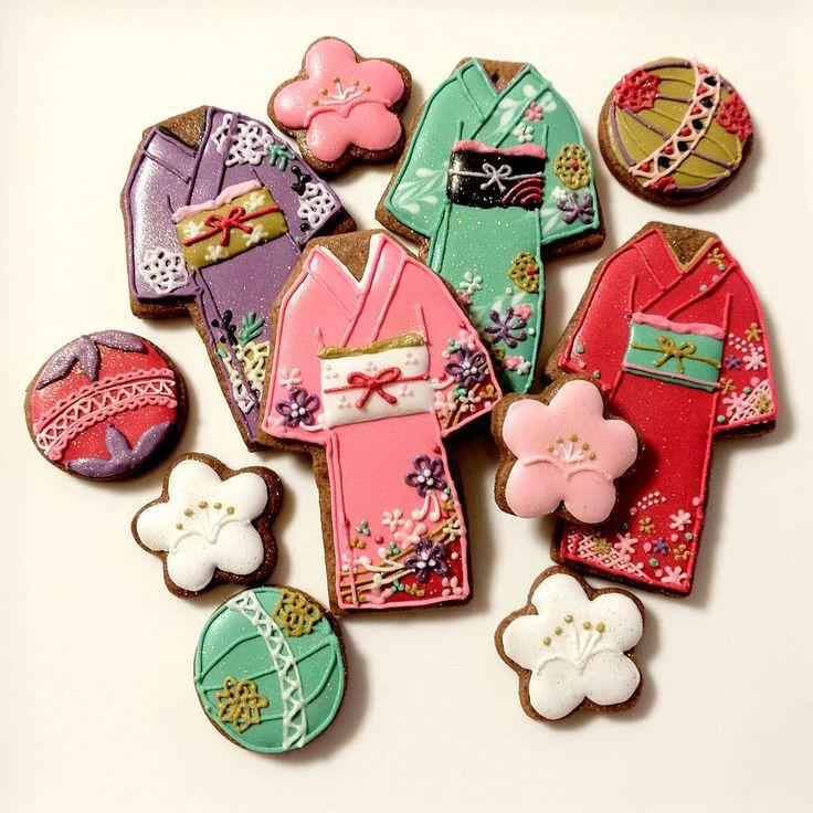 もはや芸術!かわいすぎるアイシングクッキー画像&作り方動画まとめ|MERY [メリー]