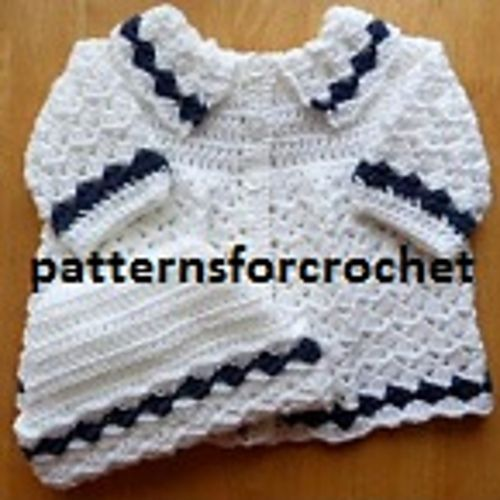 Free Crochet Jacket Pattern Baby : Pin by Barbara Parham on Baby Pinterest