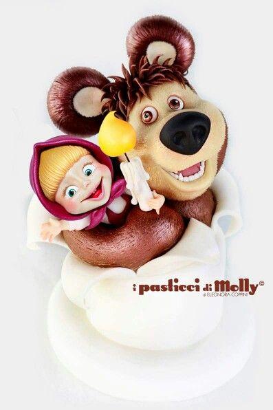 Masha e Orso by Molly