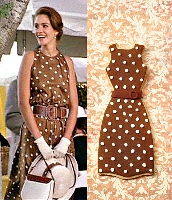 LOVE this!  I have an outfit very similar to this!  :) Pretty Woman Iconic Dress Cookie