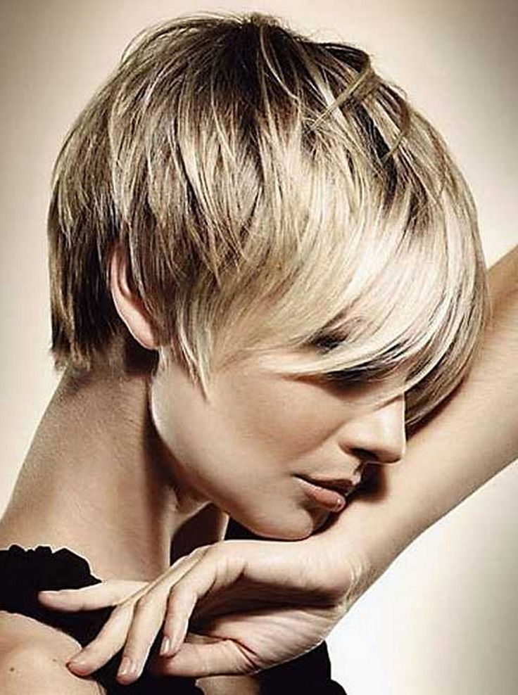 new very short haircuts with bang hair trends