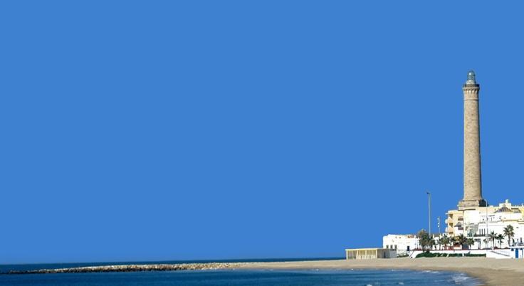 Faro de Chipiona, Punta del Perro│Chipiona, Cádiz