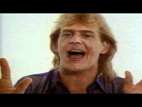 John Farnham - Pressure Down - John is now retired but his video clips remind Australians why we loved him so much