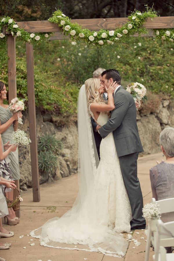 Hans Fahden Wine Cellar Wedding photographed by Carly Statsky Photography