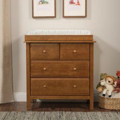 Davinci Autumn 4 Drawer Dresser Color Chestnut Products