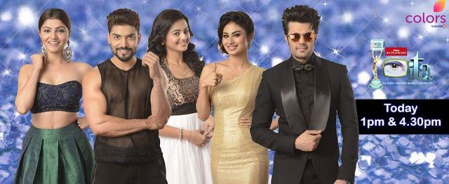 ITA Awards 2016 Winners List  | Colors TV ITA Awards Complete list of Winners - Here is Complete Winners list of  Indian Television Academy Awards (ITA) 2016.