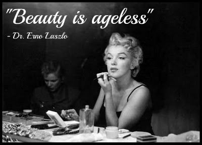 Google Image Result for http://www.spatravelgal.com/wp-content/uploads/2012/09/MarilynMonroeMakeUpskincare-beauty-secrets-erno-laszlo-quote-black-and-white-beauty.jpg