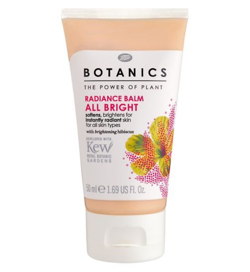 Botanics All Bright Radiance Balm 50ml - Boots