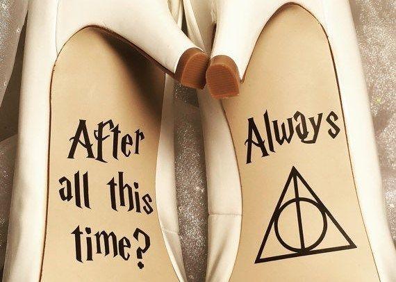 Umpteen Harry Potter Wedding Ideas   Misfit Wedding