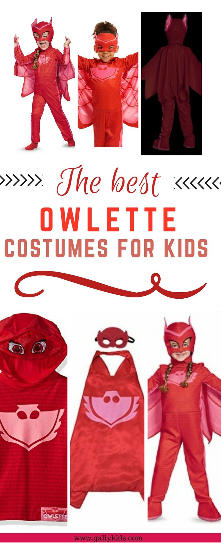 PJ masks Owlette costume ideas for toddlers. Some of the coolest ones out there. check out the tutu dress! or the cape and mask!