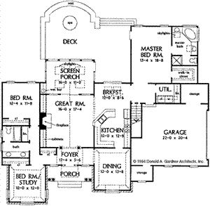 Marvelous 1000 Images About House Plans On Pinterest Craftsman The Largest Home Design Picture Inspirations Pitcheantrous