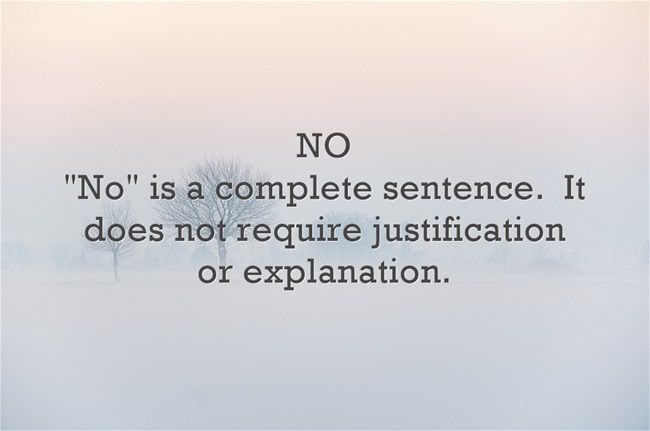 No Is A Complete Sentence Quote: 45 Best FREEDOM ART Images On Pinterest