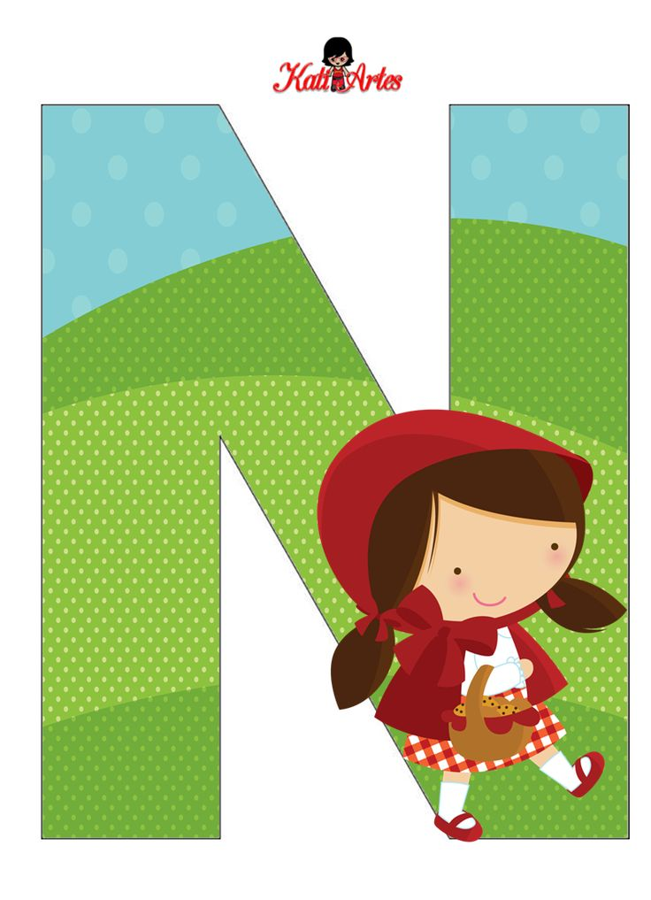 free-printable-Little-Red-Riding-Hood-alphabet-030.PNG (793×1096)
